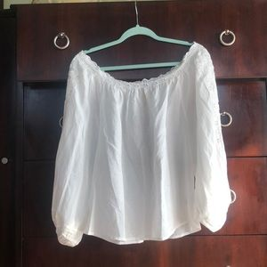 Summer peasant blouse!!!